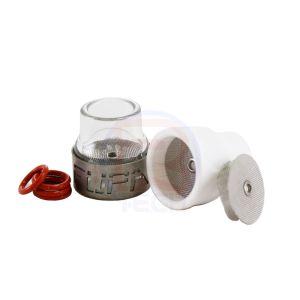 Furick Fupa #12 Kit - Glass + Ceramic Cup w/ Titanium Protector