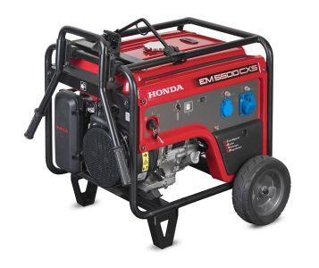 Honda - EM5500S 5.5kW Multi-Purpose Generator