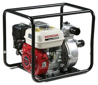 Honda WH20 Water Pump 5bars @ 450LPM 50mm Outlet