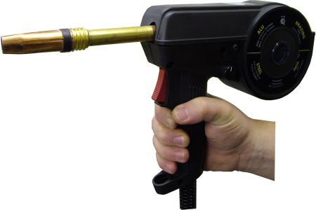 Mig Welding Spool on Gun for MIG180, PROMIG250 & MTS255S