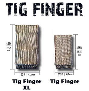 Rhino Protection TIG Finger XL