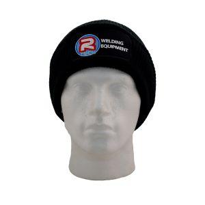 R-Tech Beanie Hat - Black - One Size