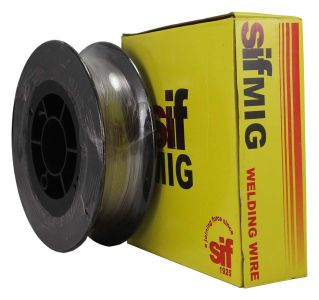 1.0mm 312 Stainless Steel MIG Welding Wire 3.75KG