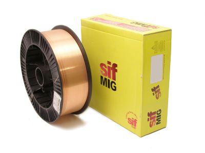 0.6mm A18 Mild Steel MIG Welding Wire 15KG