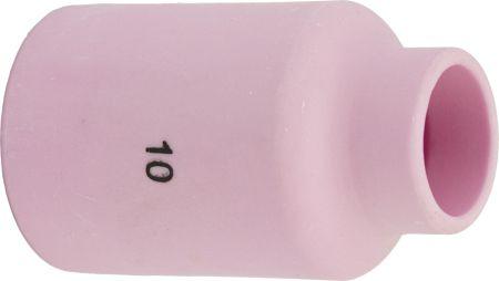 Ceramic Large Gas Lens 5/8 - 16mm Size No.10  (WP9-20)