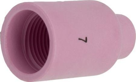 7/16 11mm Size No.7 Standard Ceramic Gas Lens  (WP17/18/26)
