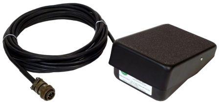 SSC Foot Pedal for Miller TIG Welders - 5pin plug (RFCS-5) 1K POT