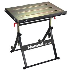 Nomad Adjustable Welding Table