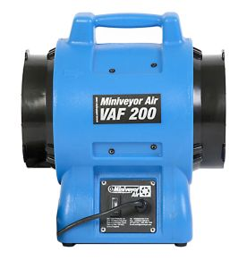Welding fume extractor portable (800CFM) 240V - Inc. 7.5m Ducting