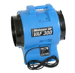 Portable welding fume extractor (2000CFM) 110V - Inc. 7.5m Ducting
