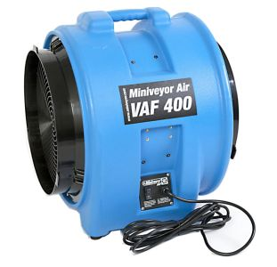 Portable welding fume extractor (4450CFM) 110V - Inc. 7.5m Ducting