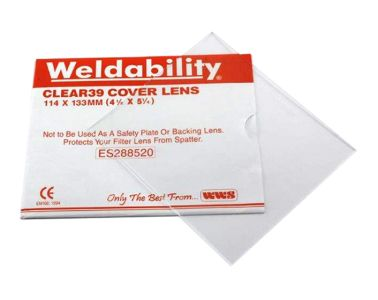 Phantom Extreme - XL - Passive Welding Mask Clear Outer Lens