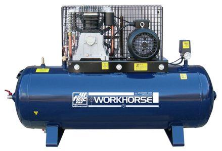 Air Compressor Fiac Workhorse 5.5HP 200L 21CFM 415V