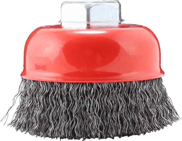 Dronco 60mm Wire cup brush