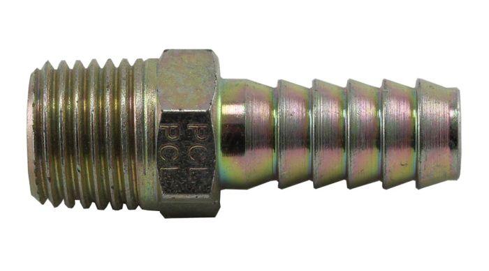 1/4 BSP Standard Adaptor 5/16 Hose Tail