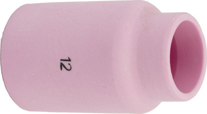 Ceramic Large Gas Lens 3/4 19mm Size No.12 (WP9/20)