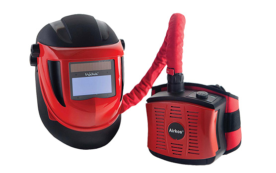 View our range of Air-Fed Welding Masks