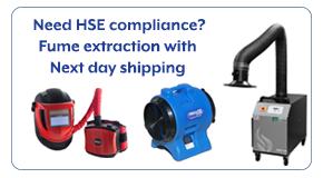 HSE Welding Fume Extraction