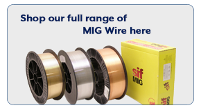 MIG wire available for every occasion