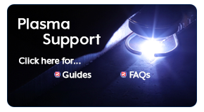 Plasma support, guides and FAQs