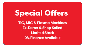 Save On Ex-Demo & Shop Soiled Machines