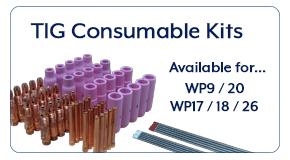 TIG Consumable Kits