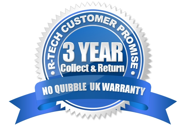 R-Tech 3 Year Collect & Return Warranty