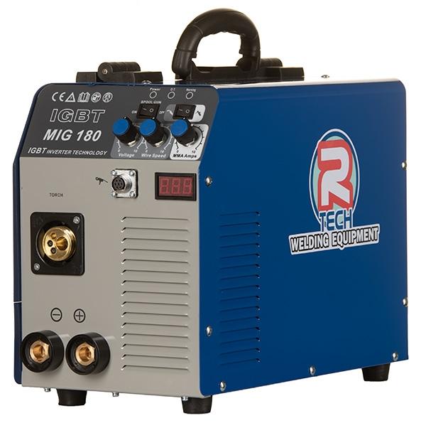 R-Tech MIG Welder MIG180
