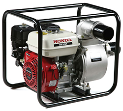 Honda Water Pumps with next day UK delivery