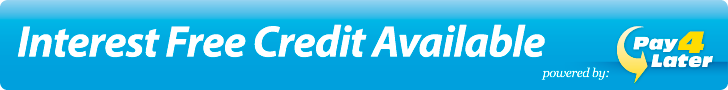 Interest Free Credit Banner