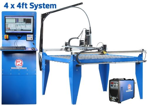 New R-Tech Plasma CNC Cutting System is Now Available