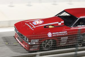 R-Tech Sponsor Red Victor for World Record Attempt