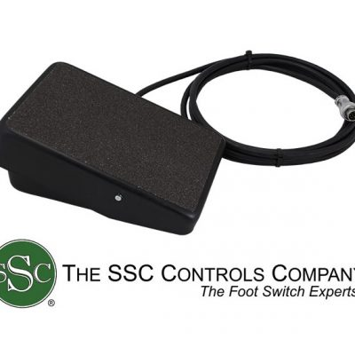 SSC Controls TIG Foot Pedals at R-Tech