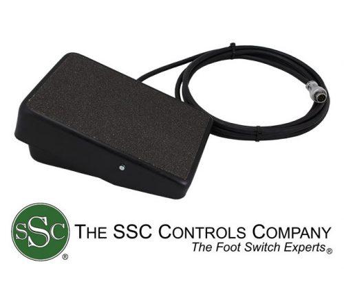 SSC Controls TIG Foot Pedals at R-Tech