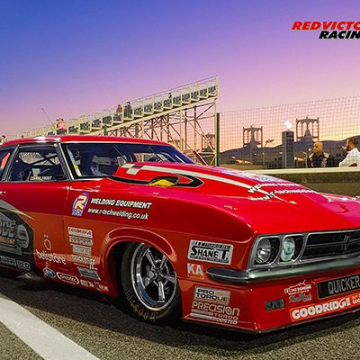 RED VICTOR Returning to Bahrain in March 2018 to go for world record attempt