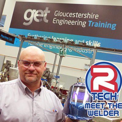 Meet the Welder - Paul Smith from GET