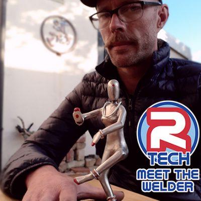 Meet the Welder - Dave Flew