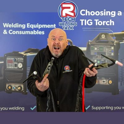Welding Talk – Choosing a TIG Torch